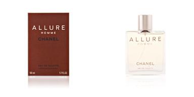 Chanel ALLURE HOMME eau de toilette spray 50 ml