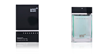Montblanc PRESENCE eau de toilette spray 75 ml