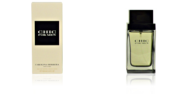 Carolina Herrera CHIC FOR MEN eau de toilette spray 100 ml