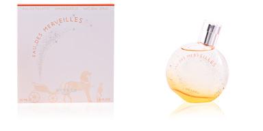 Hermes EAU DES MERVEILLES eau de toilette spray 50 ml