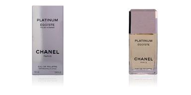 Chanel ÉGOÏSTE PLATINUM eau de toilette spray 100 ml