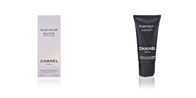 Chanel ÉGOÏSTE PLATINUM after shave tube 75 ml