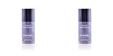 Chanel POUR MONSIEUR deodorant spray 100 ml