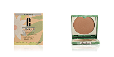 Clinique SUPERPOWDER double face #02-matte beige 10 gr