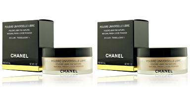Chanel POUDRE UNIVERSELLE libre #20-clair 30 gr