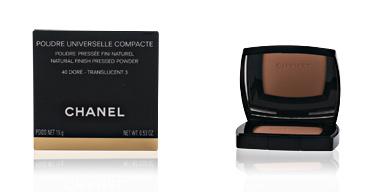 Chanel POUDRE UNIVERSELLE compacte #40-doré 15 gr