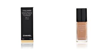 Chanel VITALUMIÈRE fluide de teint éclat SPF15 #25-pétale 30 ml