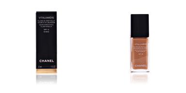 Chanel VITALUMIÈRE fluide de teint éclat SPF15 #40-beige 30 ml