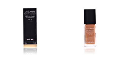 Chanel VITALUMIÈRE fluide de teint éclat SPF15 #45-rose 30 ml