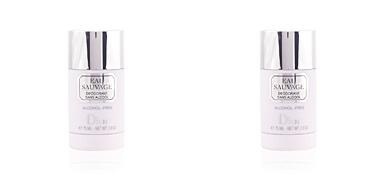 Dior EAU SAUVAGE deodorant stick alcohol free 75 gr