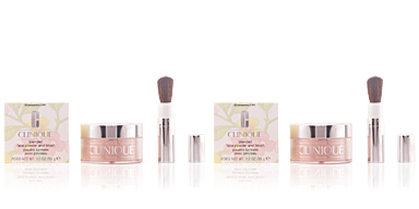 Clinique BLENDED face powder&brush #02-transparency II 35 gr
