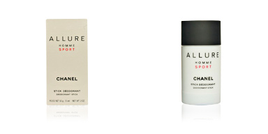 Chanel ALLURE HOMME SPORT deodorant stick 75 gr