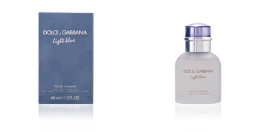 Dolce & Gabbana LIGHT BLUE POUR HOMME eau de toilette spray 40 ml