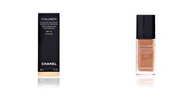 Chanel VITALUMIÈRE fluide de teint éclat SPF15 #50-naturel 30 ml