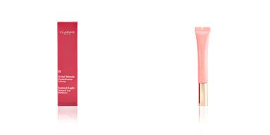 Clarins ECLAT MINUTE embellisseur lèvres #02-apricot shimmer 12 ml