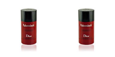 Dior FAHRENHEIT deodorant stick alcohol free 75 gr