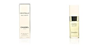 Chanel CRISTALLE EAU VERTE eau de toilette concentrée spray 100 ml