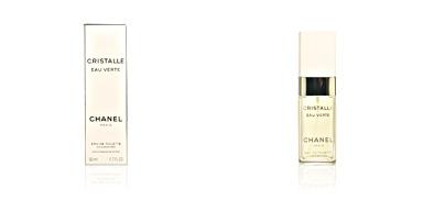 Chanel CRISTALLE EAU VERTE eau de toilette concentrée spray 50 ml