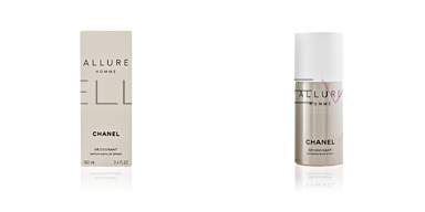 Chanel ALLURE HOMME ÉDITION BLANCHE deodorant spray 100 ml