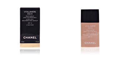 Chanel VITALUMIÈRE AQUA teint parfait #42-beige rosé 30 ml