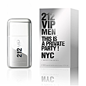 Carolina Herrera 212 VIP MEN eau de toilette spray 50 ml