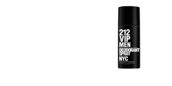 Carolina Herrera 212 VIP MEN deodorant spray 150 ml