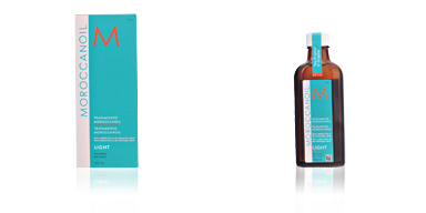 Moroccanoil LIGHT oil treatment for fine & light colored hair 100 ml