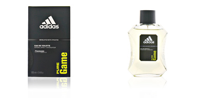 Adidas PURE GAME eau de toilette spray 100 ml