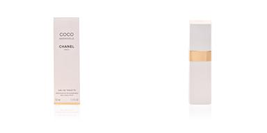 Chanel COCO MADEMOISELLE eau de toilette spray refillable 50 ml
