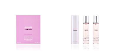 Chanel CHANCE EAU TENDRE eau de toilette spray twist & spray 3 x 20 ml