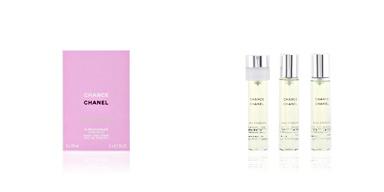 Chanel CHANCE EAU FRAÎCHE eau de toilette spray refill 3 x 20 ml