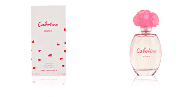 Gres CABOTINE ROSE eau de toilette spray 100 ml