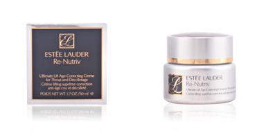 Estee Lauder RE-NUTRIV ULTIMATE throat/décolleté cream 50 ml