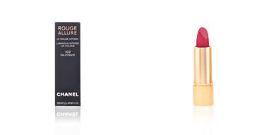 Chanel ROUGE ALLURE le rouge intense #102-palpitante 3.5 gr