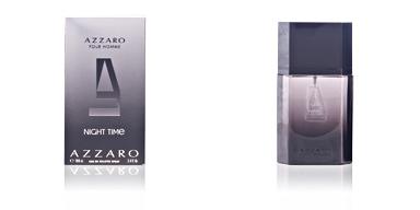 Azzaro AZZARO POUR HOMME NIGHT TIME eau de toilette spray 100ml