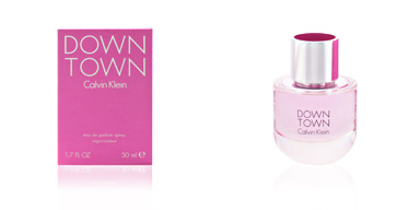 Calvin Klein DOWNTOWN eau de perfume spray 50 ml