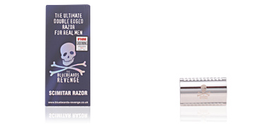 The Bluebeards Revenge THE ULTIMATE double edged razor 1 pz