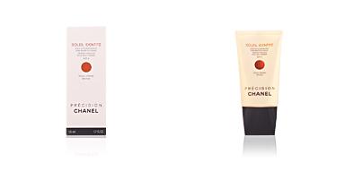 Chanel SOLEIL IDENTITÉ soin auto-bronzant visage SPF8-intense 50 ml
