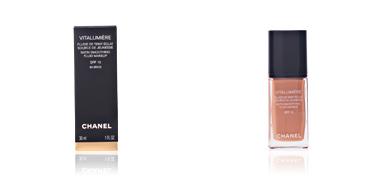 Chanel VITALUMIÈRE fluide de teint éclat SPF15 #80-beige 30 ml