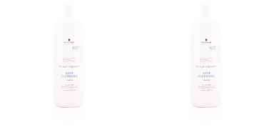 BC SCALP THERAPY deep cleansing shampoo Schwarzkopf