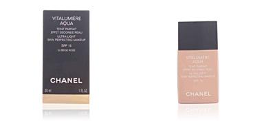 Chanel VITALUMIÈRE AQUA teint parfait #22-beige rosé 30 ml