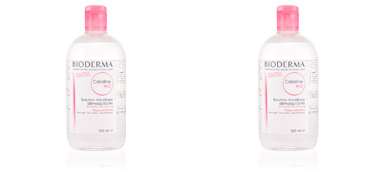 Bioderma CREALINE H2O solution micellaire peaux sensibles 500 ml