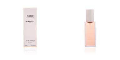 Chanel COCO MADEMOISELLE eau de toilette spray refill 50 ml