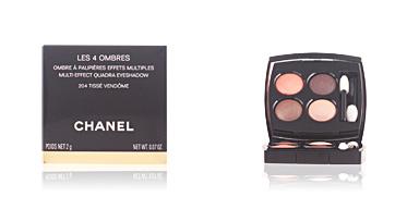 Chanel LES 4 OMBRES #204-tissé vendôme 2 gr