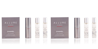 Chanel ALLURE HOMME SPORT eau extrême spray refillable 3 x 20 ml