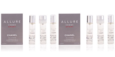 Chanel ALLURE HOMME SPORT eau extrême recharges 3 x 20 ml