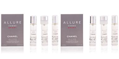 Chanel ALLURE HOMME SPORT eau extrême refills 3 x 20 ml