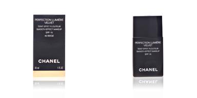 Chanel PERFECTION LUMIÈRE VELVET #40-beige 30 ml