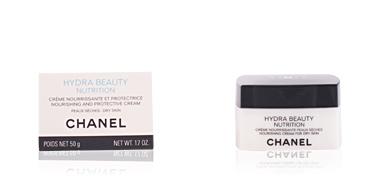 Chanel HYDRA BEAUTY NUTRITION crème nourissante peaux sèches 50 ml