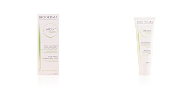 Bioderma SEBIUM HYDRA crème hydratante peaux grasses 40 ml